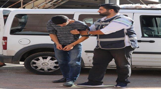 GÜNCELLEME - Gaziantep'te hırsızlık operasyonları