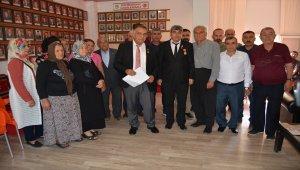 Şehit ve gazi ailelerinden Barış Pınarı Harekatı'na destek