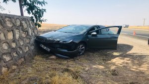Siirt'te trafik kazası: 1 yaralı