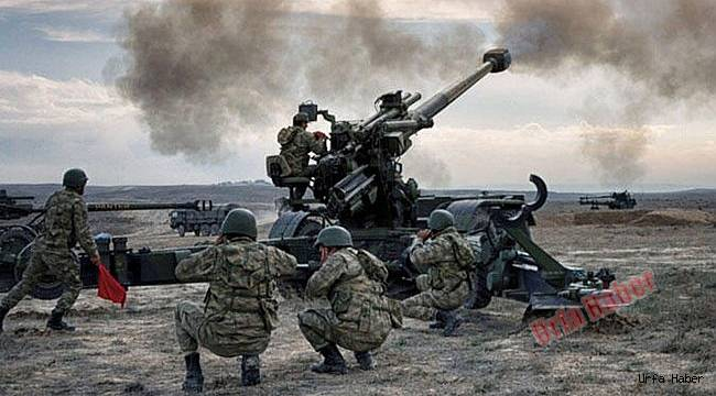 Suriye'ye operasyon başladı
