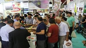Urfa Mutfağı YÖREX Antalya'yı Feth Etti
