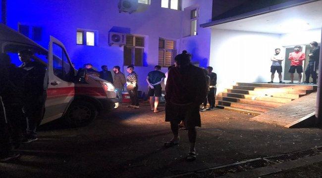 Batman Petrolspor Kulübüne yönelik saldırı: 1 şüpheli yakalandı