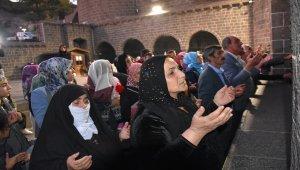 Diyarbakır anneleri dağa kaçırılan evlatları için dua etti