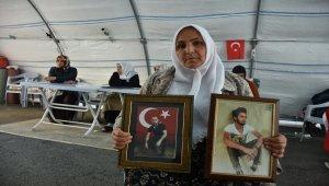 Diyarbakır annelerinin evlat nöbeti 76'ncı gününde