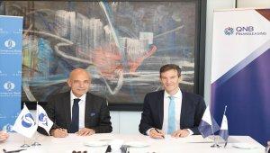EBRD'den QNB Finansleasing'e 50 milyon avroluk sendikasyon kredisi