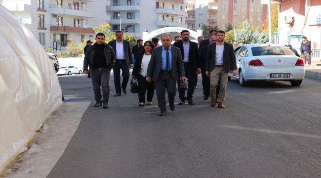 Evlat nöbetindeki Diyarbakır annelerine destek ziyaretleri sürüyor