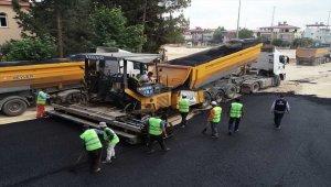 Gaziantep'te 5 yılda 2 bin 115 yol asfaltlandı