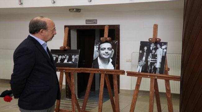 Gaziantep'te çöken iskelenin altında kalarak ölen mühendisin cenazesi defnedildi