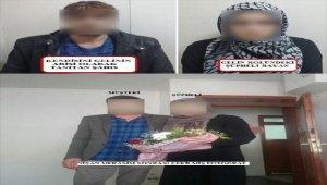 Gaziantep'te evlilik vaadiyle dolandırıcılık iddiasıyla 2 kişi gözaltına alındı