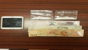 Gaziantep'te uyuşturucu satarken yakalanan şüpheli tutuklandı