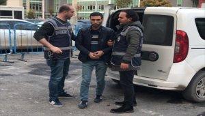 GÜNCELLEME - Gaziantep'te eşine sokakta şiddet uygulayan koca yakalandı