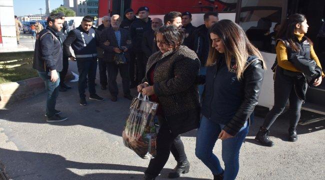 GÜNCELLEME - HDP Gaziantep İl Başkanı Müslüm Kılıç tutuklandı