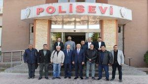 Kilis Valisi Soytürk, basın mensuplarıyla buluştu