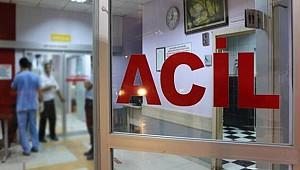 Şanlıurfa'da gıda zehirlenmesi şüphesiyle 25 öğrenci hastaneye kaldırıldı