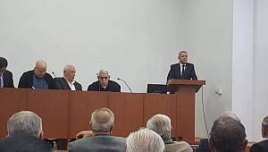 Şanlıurfa Vakfı Genel Başkanı Değişti