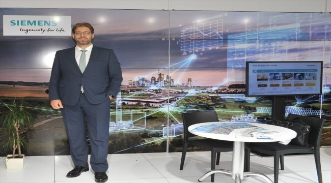 Siemens, Uluslararası Enerji Kongresi ve Fuarına katıldı