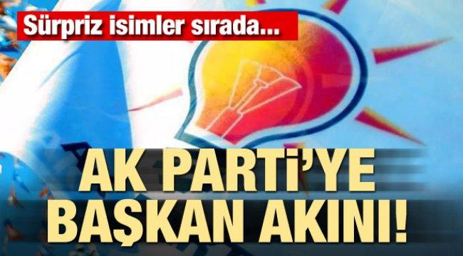 AK Parti'ye başkan akını! Aralarında İYİ Partili ve CHP'liler de var