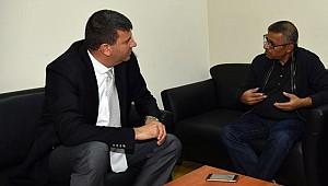 Başkan Odabaşı Urfa Haber'e konuştu
