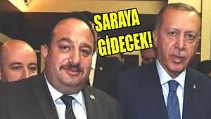 Ekinci, Erdoğan'ın özel davetlisi oldu