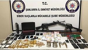 Şanlıurfa'da örgütlü yasa dışı bahis operasyonu: 17 gözaltı