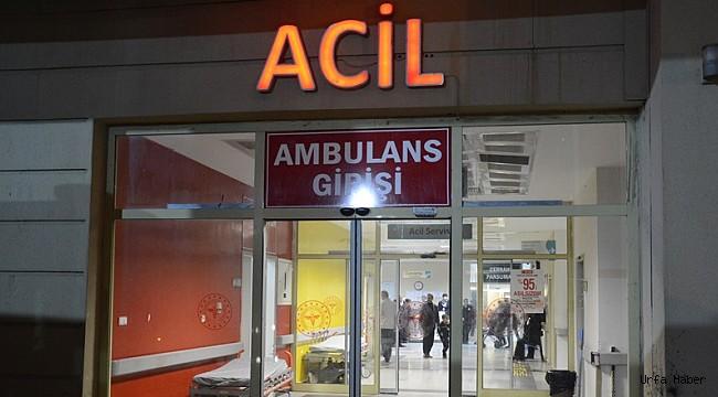 Şanlıurfa'da silahlı kavga: Bir kadın yaralı