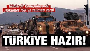 Türkiye Libya hazırlıklara başladı!