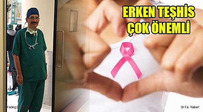 Urfa'da meme kanseri tedavisi artık yapılabiliyor