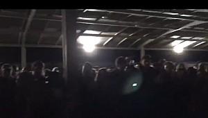 Urfa'da üniversite öğrencileri Belediyeyi protesto etti