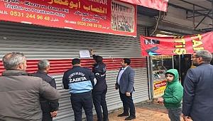 Eyyübiye belediyesi af etmedi