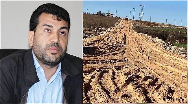 HDP'li Öcek'ten yol tepkisi