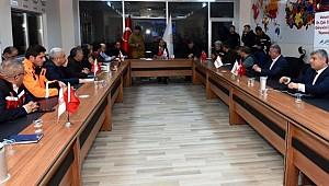 Şanlıurfa Aile, Çalışma ve Sosyal Hizmetler İl Müdürlüğü Vatandaşın Yanında.