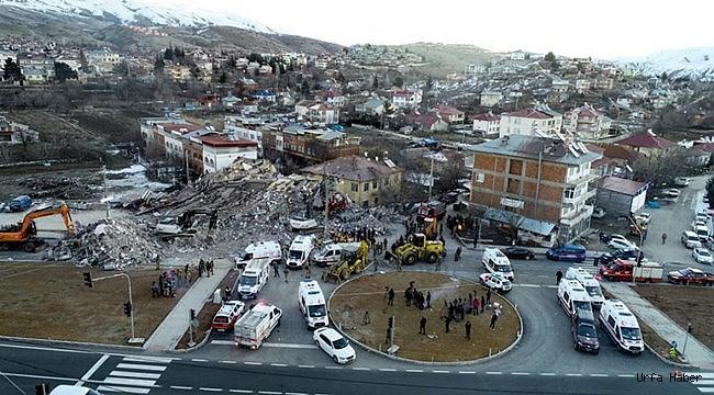 Urfa'da depremde 50 kişi yaralandı