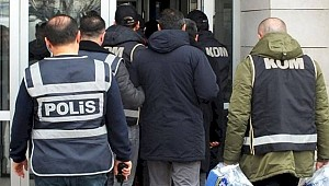 Urfa'da FETÖ Operasyonu: 8 Gözaltı
