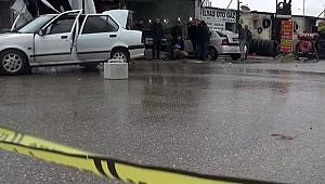 Urfa'da silahlı saldırı: 1 ölü, 1 yaralı