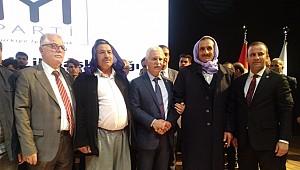 Urfa'da yüzlerce kişi İyi Parti'ye geçti