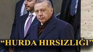 Erdoğan'ın kuzenine suç duyurusu