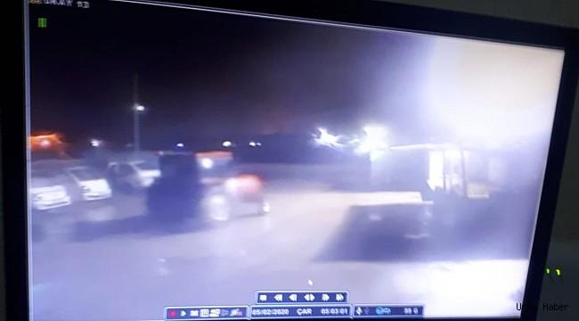 Eyyübiye'de Traktör Hırsızlığı Yaşandı