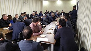 Gelecek Partisi Şanlıurfa Yönetim Kurulu Belirlendi