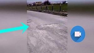 Kısas'ın yol çilesi bitmiyor -VİDEO HABER-