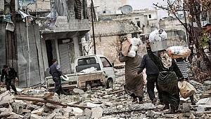 Putin Suriye için