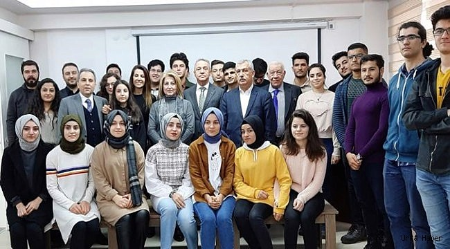 Şanlıurfa Vakfından 58 Öğrenciye Burs