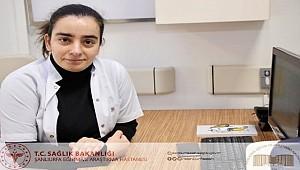 Urfa'ya yeni doktor atandı