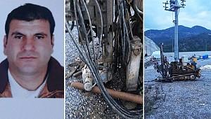 Urfalı işçi iş kazasında hayatını kaybetti