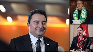 Ali Babacan'ın Partisi'nde 2 Urfalı Yer Aldı