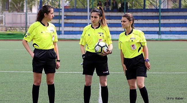 Büyükşehir Belediyespor maçını kadın hakemler yönetecek