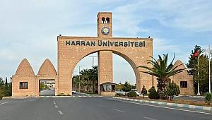 Harran Üniversitesinden Büyük Başarı 26 Basamak Yükseldi