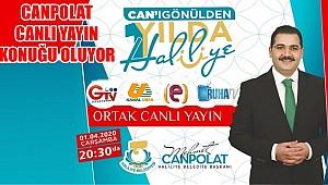 Canpolat Ruha TV'de Canlı yayında