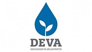 DEVA Partisi'nden salgının etkilerine yönelik açıklama