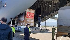 Erdoğan'dan Kosova'ya Sağlık Yardım Malzemesi