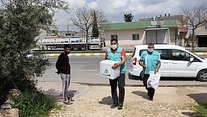 Eyyübiye Belediyesi Yardımlarını Aralıksız Sürdürüyor
